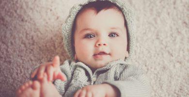 cuando se sabe el color de ojos de los bebés