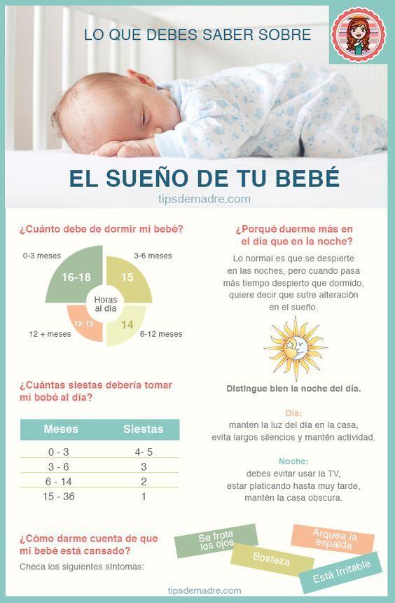 cuanto deben dormir los bebes de 8 meses