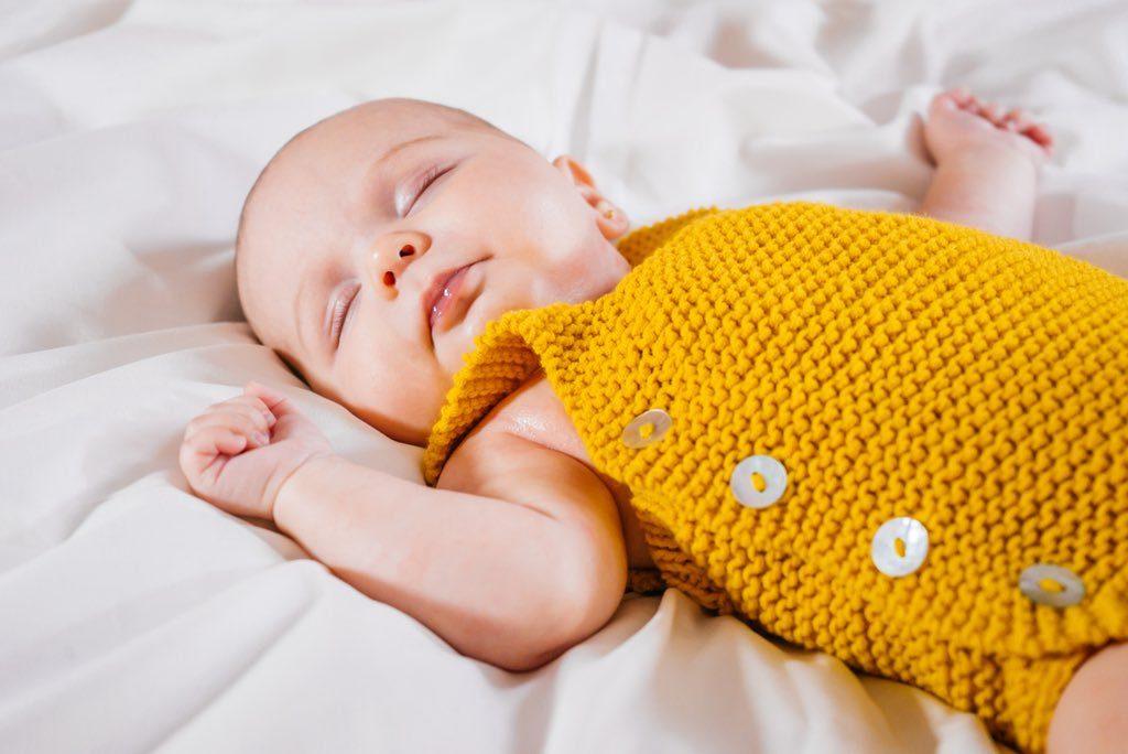ropa de bebe recien nacido hecha a mano