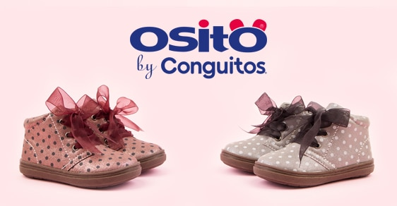 marcas zapatos bebe conguitos