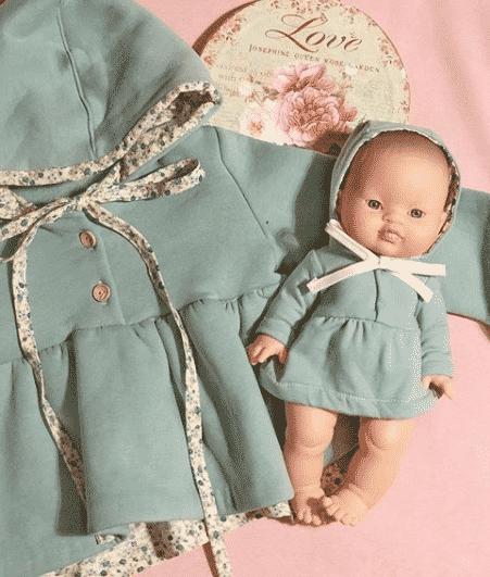 ideas para regalar en Navidad muñeca