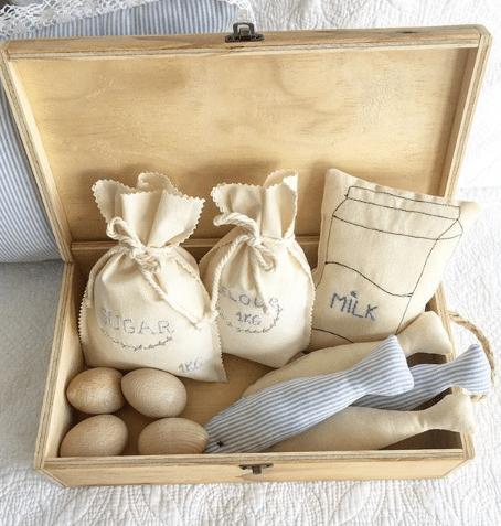 ideas para regalar en Navidad comida cocinita