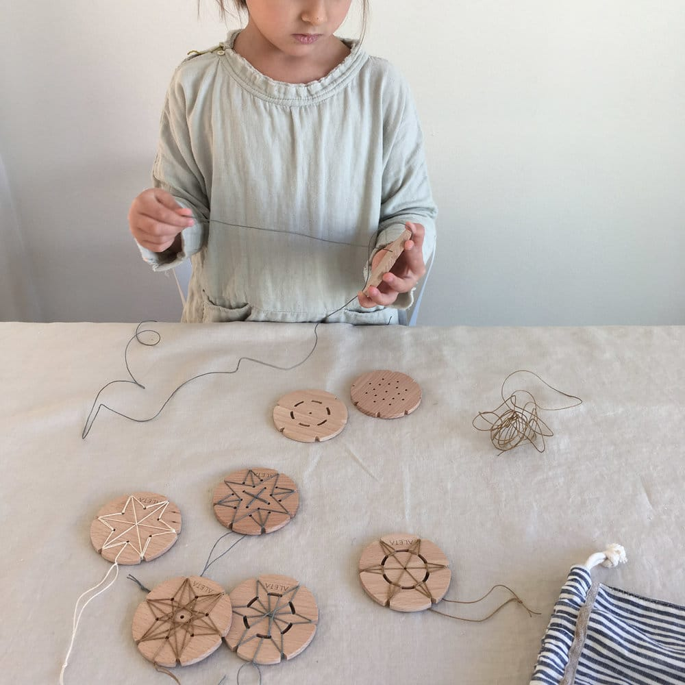 ideas para regalar en Navidad juego madera
