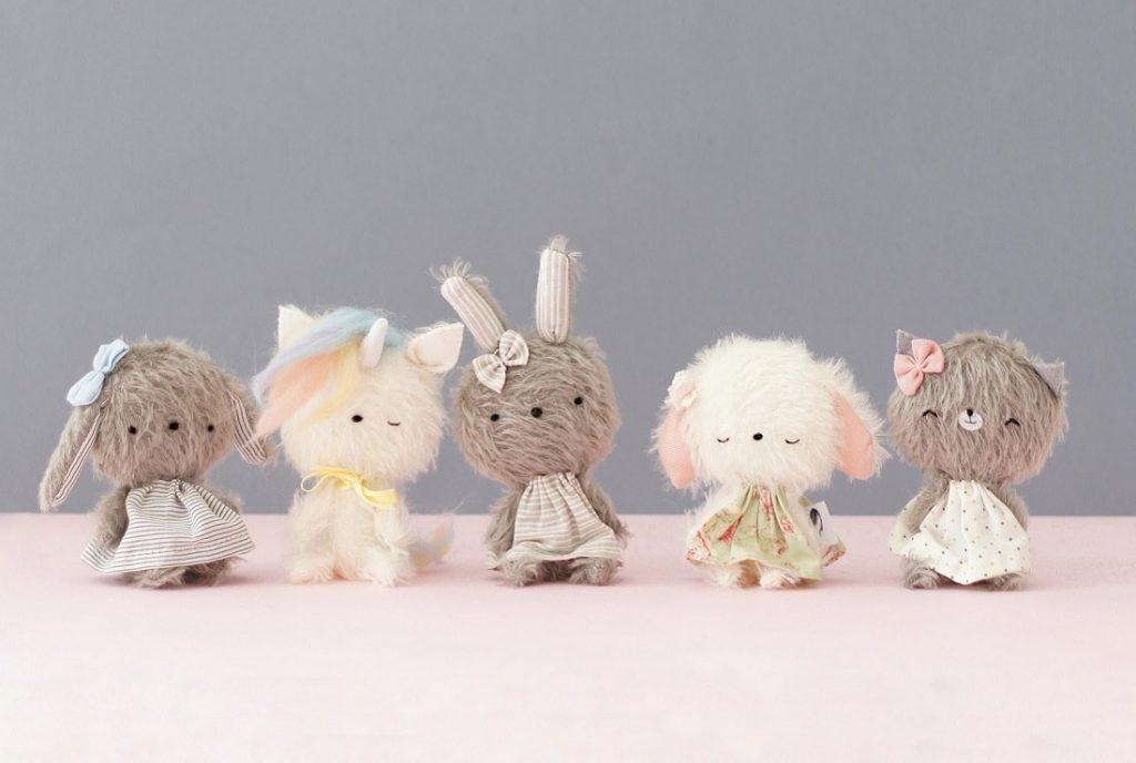 ideas para regalar en Navidad muñecos