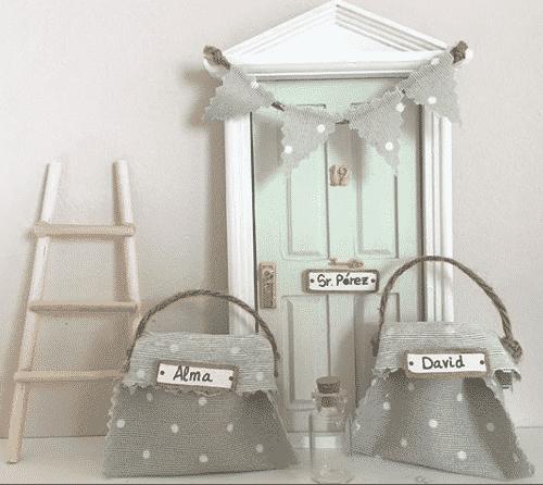 ideas para regalar en Navidad puerta ratoncito perez