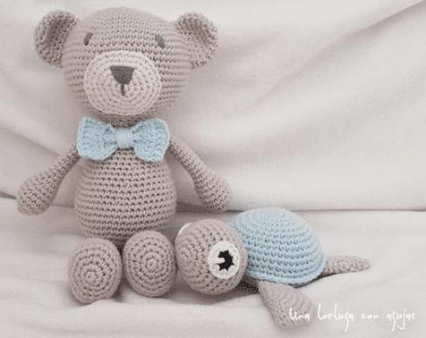 ideas para regalar en Navidad crochet