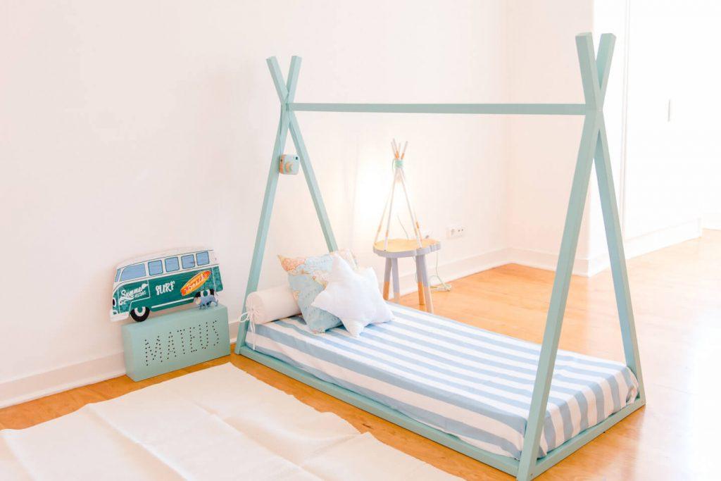 cama montessori tipi